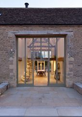 weit offenes Haus verriere – Google-Suche   – Maisons Ateliers et Cie