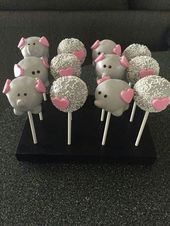 32 Ideas For Baby Shower Girl Theme Elephant Birthday Parties – Haley's 1st birthday party ideas