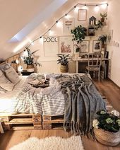 20 tips will help you improve the environment in your bedroom