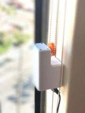 AutoBlinds – DIY-Automatisierung für vertikale und horizontale Jalousien