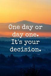 Ehrlich gesagt … der erste Tag sieht eher nach der besseren Option aus … alles summiert sich … – quotes