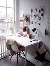 skandinavisches Home Office