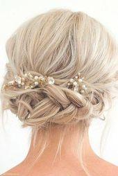 18+ Best Ideas Hair Prom Updo Medium Vintage Hairstyles
