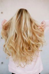 +70 Beatiful Blonde Long Hairstyles for Your Pinterest Board !