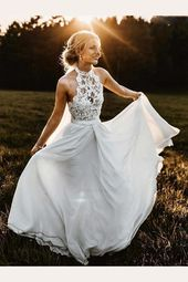 Den klassiska A line-klänningen är bland bröllopsklänningarna. Av alla bröllopshändelser …