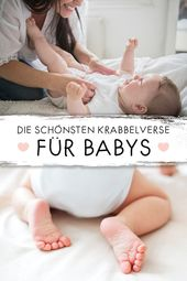 Die schönsten Krabbelverse für Babys