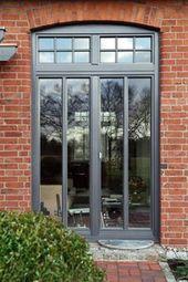 Holz-/Alu-Fenster besitzen gute Dämmeigenschaften…