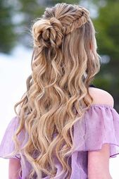 Prom hairstyles are considered elegant and refined, as this happens occasionally – New Site