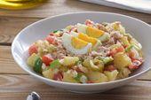 Ensalada Campera: receta de verano fácil y esencial   – Comida