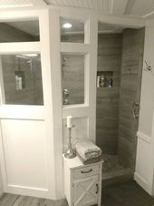 38 awesome master bathroom remodel ideas on a budget 13