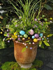 Prime 14 Easter Backyard Decor Concepts – Straightforward Yard Design For Low cost Celebration Projec…