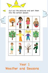 Year 1 Weather and Seasons