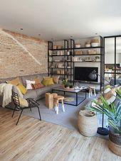 Un appartement au design industriel à Barcelone – PLANETE DECO a homes world