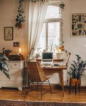 42 Beste Ideen für die Dekoration Ihres Büros bei der Arbeit