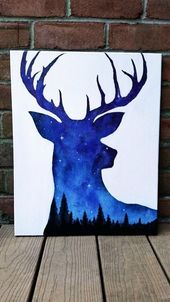 Best Canvas Painting Ideas for Beginners-13.jpg …