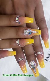 50 Best Ombre Nails Art Designs Ideen und Bilder…