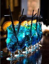 Einfache und originelle Cocktailrezepte – Elle à Table – drink