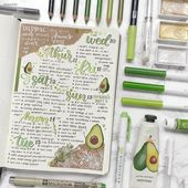 christmas bullet journal bujo planner ideas for we…