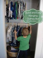 Buro Schrank Ideen Kleiderstander 3d Drucker Projekte New York Empfehlung 1389885 In 2020 Clothes Closet Organization Hanging Clothes Kids Closet Organization