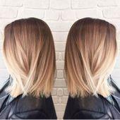 Mèches et ombre Hair Blond :Le high 10 Meilleurs Modèles