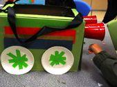 Kreative Pappwagen – Craft Projects