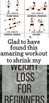 Glad to have found this amazing workout to shrink my waistline and get a slim waist. this is the mos