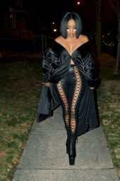 50 Gorgeous All Black Winter Women Outfits Ideas – Black beauties