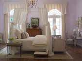 Bed in the center of the room would work if you had a large room. #Zimmerdecke h… – Zimmerdecke