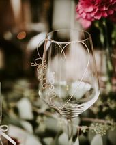 30 einfache Ideen für DIY-Tischkarten – Hochzeitskiste