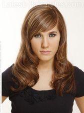 15 Heiße Haarfarbtrends für den Winter 2013 | Neueste Frisuren … #brownhair #wint …