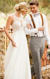 ▷ 1001+ ideas for boho wedding dress to inspire