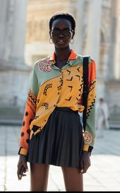 Mark My Words: This Model Will Inspire Everything You Wear in 2020 in 2020 | Fashion, Style, Street  – Street style
