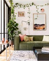 [ Inspiration couleur ] Green Green is spring