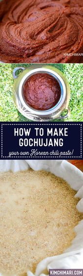 How to make Gochujang at home!