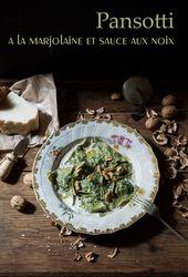 Ventrus de Rapallo avec ricotta, bette à carde et marjolaine enveloppés dans une sauce …   – Italian Food