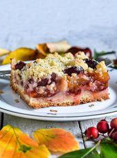 Super saftiger Pflaumenkuchen Zwillingsteig für Obstkuchen