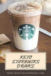HEALTHY STARBUCKS DRINKS : LOW CALORIE, LOW CARB, SUGAR FREE, KETO DIET DRINKS   – Starbucks drinks
