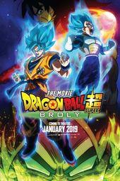 Dragon Ball Tremendous: Broly Movie complet Entier VF en Français hd 1080px,720px, Br…