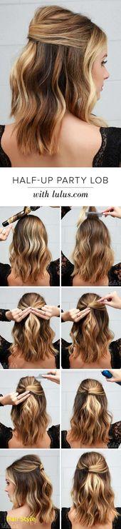 Einzigartige Hochzeitsfrisuren für glattes mittellanges Haar