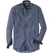 Bügelfreies Popeline Business Hemd in Slim mit Kentkragen SeidenstickerSeidensticker – Products
