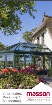 Ob mit vier Ecken oder mehr – Wintergärten nach Ihren persönlichen Vorstellungen …   – Unsere Wintergärten