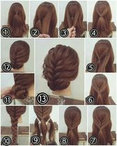(notitle) – hairstyles – #notitle # hairstyles