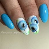 36 Trendy Flower Pedicure Designs Einfache Sommernägel #designs #easy #fl …   – macup