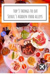 Seoul Meals Information: Prime three Korean dishes to Eat in Seoul's hidden meals alleys