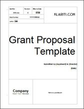 Doj Federal Government Grant Proposal  The Us Department Of