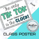 Tik Tok In The Classroom Teaching Resources Teachers Pay Teachers Classroom Posters Classroom Engaging Lesson Plans