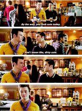 Kurt & Blaine ❤ on