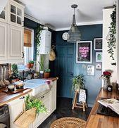 Kleine Küchen organisieren