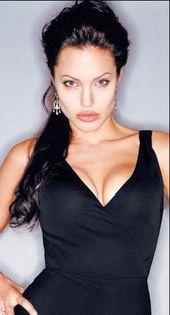 sesión de fotos de angelina jolie   Las mujeres aman a Angelina más que a los hombres …   – Beautiful