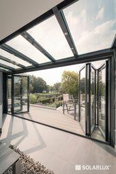 Wohnzimmer zu klein? Durch das Hinzufügen eines #Wintergartens wird der Raum nicht nur …   – Wohnen